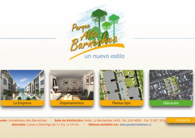 Inmobiliaria Parque Alto Barnechea