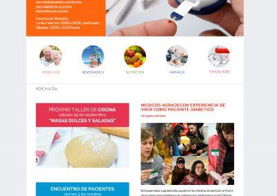 Asociación de Diabetes de Chile
