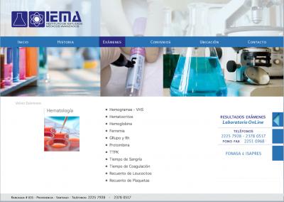 Laboratorio IEMA