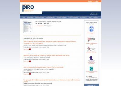Revista Clínica de Periodoncia, Rehabilitación Oral y Ortodoncia