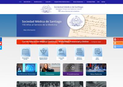 Sociedad Médica de Santiago